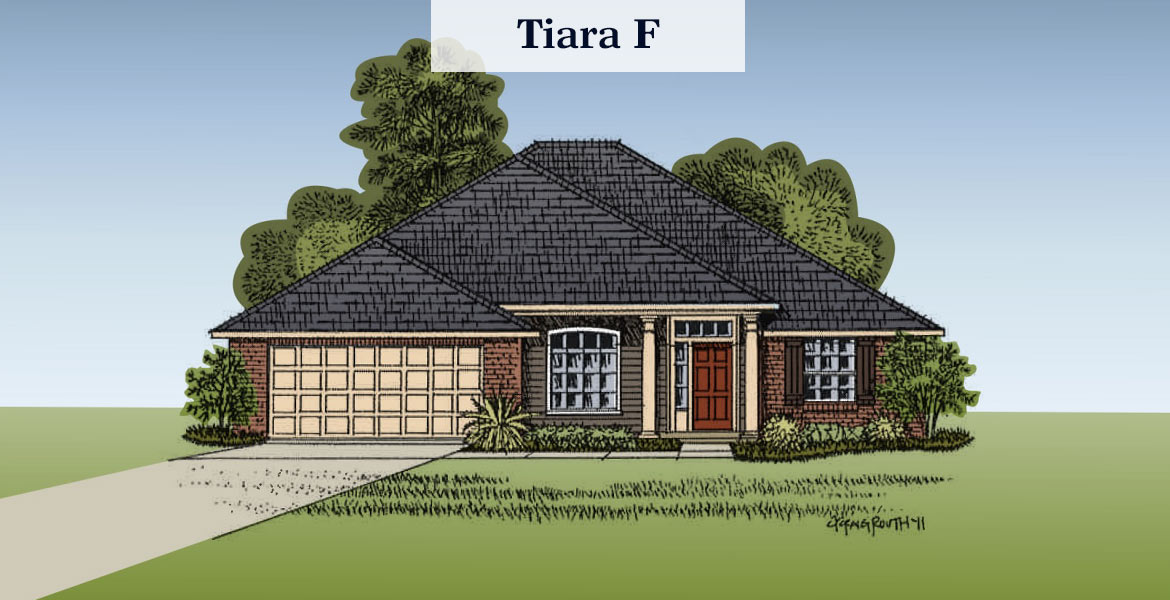 Tiara floorplan F
