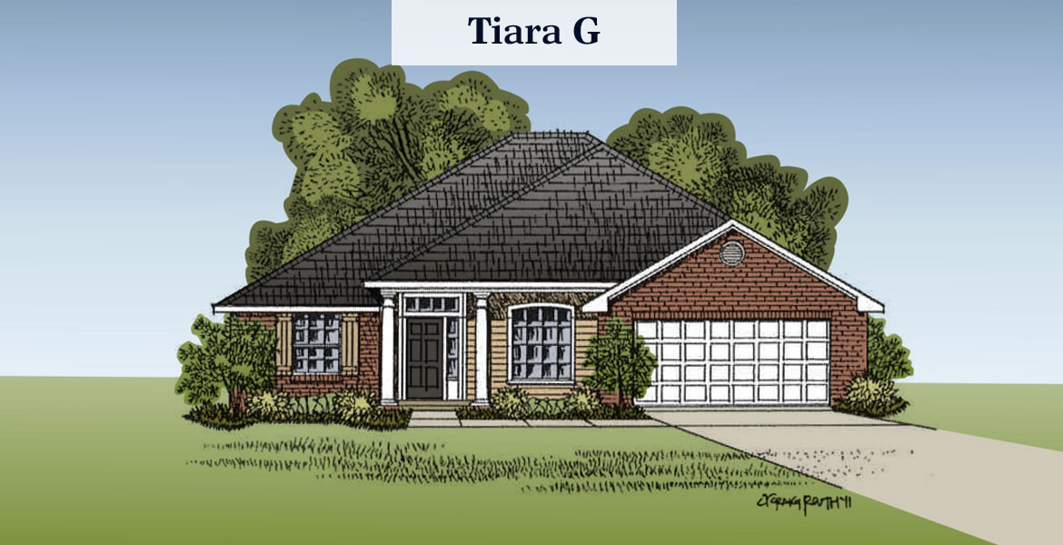 Tiara floorplan G