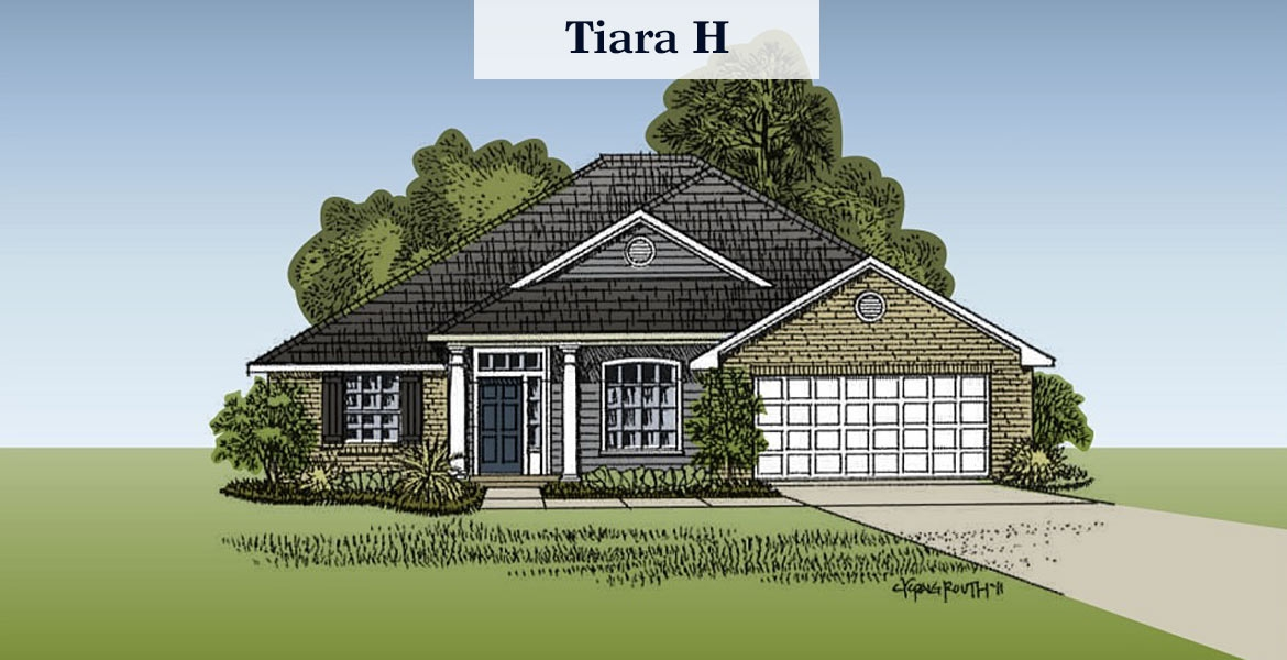 Tiara H elevation