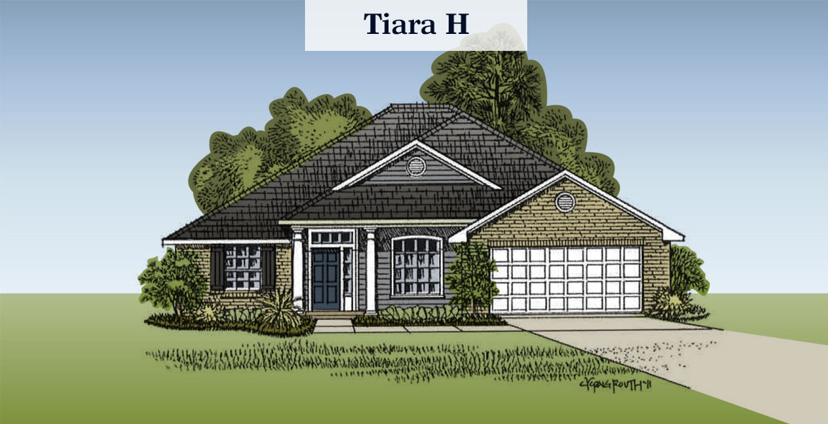 Tiara floorplan H