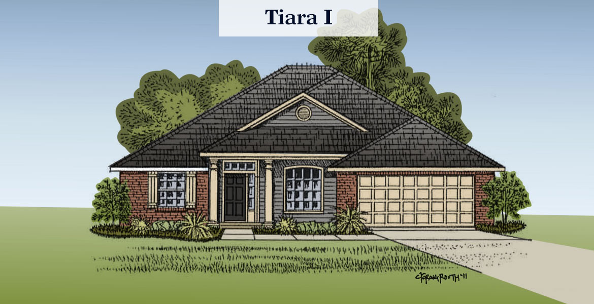 Tiara floorplan I