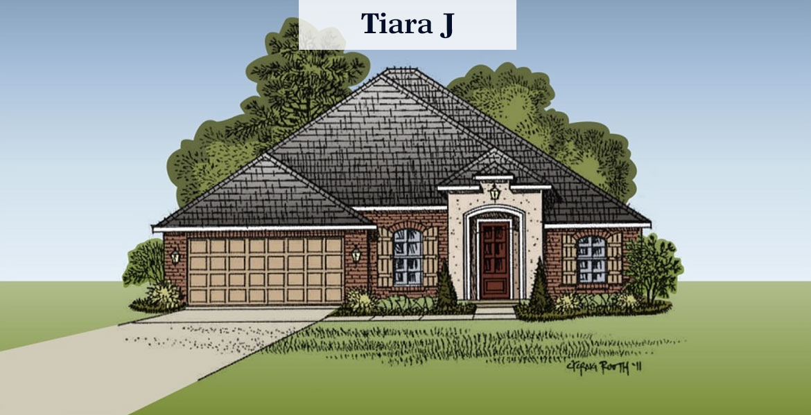 Tiara J elevation