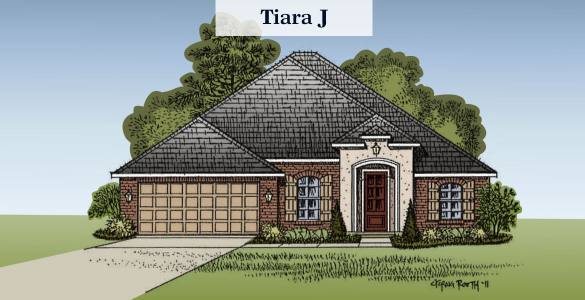 Tiara floorplan J
